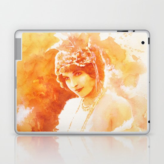 Old memories Laptop & iPad Skin