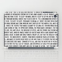 hamlet iPad Cases featuring Hamlet by ChandlerLasch