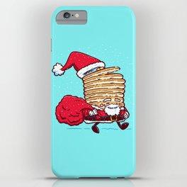Santa Pancake iPhone Case