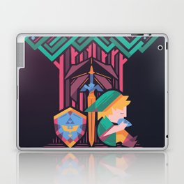 Guardian's link Laptop & iPad Skin