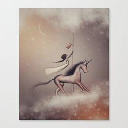 A Magical Journey Canvas Print