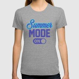 Summer Mode ON pb T-shirt