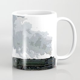 Oliver Cromell Poster Coffee Mug