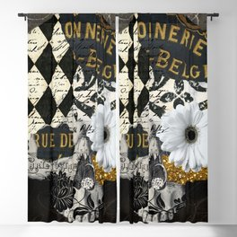 Belle Morte I Blackout Curtain