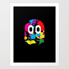 Spaltter Art Print