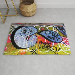 It's Just Paint Rug