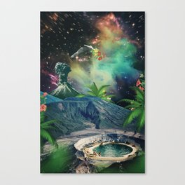 Nicaragua Canvas Print