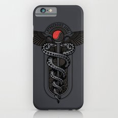 Snakes on a Cane Slim Case iPhone 6s