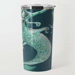 Enchanting Mermaid Travel Mug