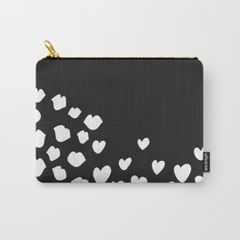 KisseS and HeartS Carry-All Pouch