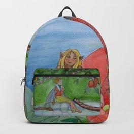 Fairy Magical Garden Backpack