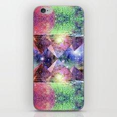 Pyramids iPhone & iPod Skin