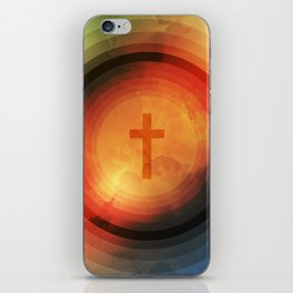 Thanks Be To God iPhone Skin