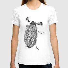 Variegated June Beetle T-shirt