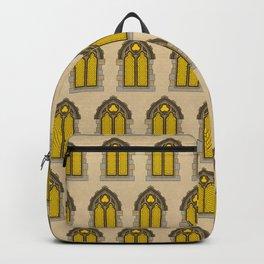 Gothic Windows // Stone Castle Backpack
