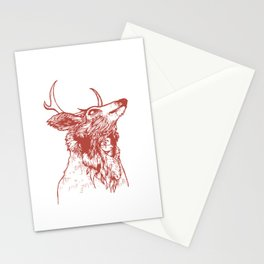 Last of Her Kind Stationery Cards