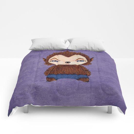 A Boy - Werewolf Comforters