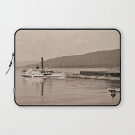 The Horicon I Steamboat (sepia) Laptop Sleeve