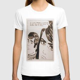 Pop-Art Comic 1 T-shirt