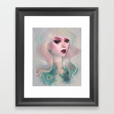 Spectra Framed Art Print