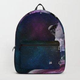 tu unico limite es tu mente Backpack