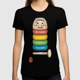 Daruma Otoshi [Special Lucky Toy Box] T-shirt