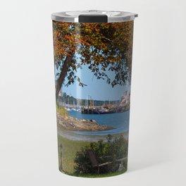 Autumn on E Street (1) Travel Mug