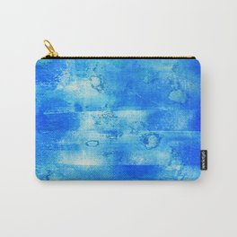 Blue Blue Blue Carry-All Pouch