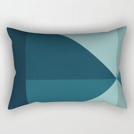Geometric 1701 Rectangular Pillow