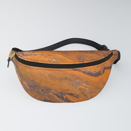 Amber Fire Fanny Pack