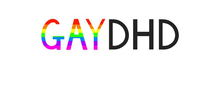 Gay & ADHD Coffee Mug