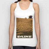 dune Tank Tops featuring DUNE by Avigur