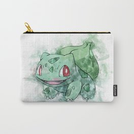 Watercolour bulbasur Carry-All Pouch