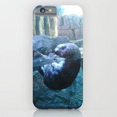 Through Glass :: Otter Slim Case iPhone 6s