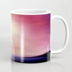 sunset in september. Mug