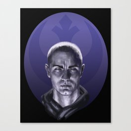 Birth of a Rebellion Canvas Print