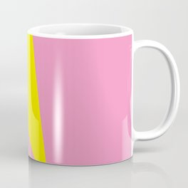 Pink Angles Coffee Mug