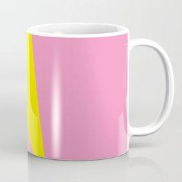 Pink Angles Coffee Mug