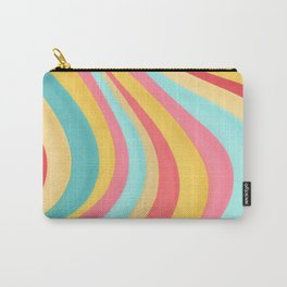 Candy Curves Carry-All Pouch