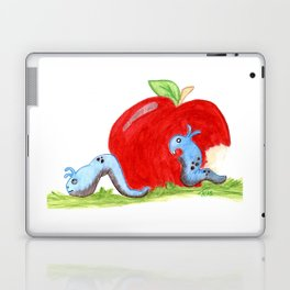 Why You Always get first bite? Laptop & iPad Skin