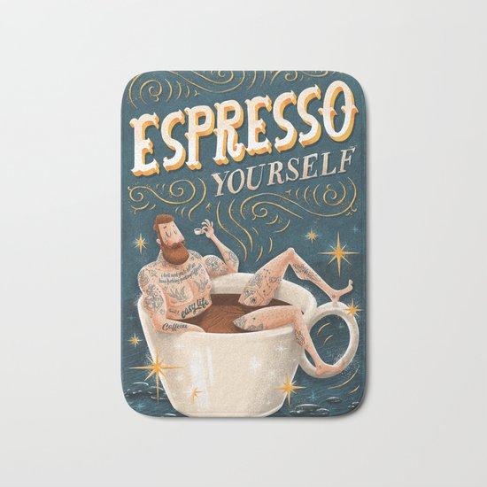 ESPRESSO YOURSELF Bath Mat