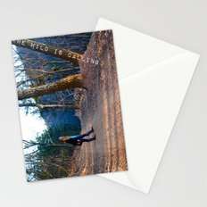 The Wild Is Calling. Stationery Cards