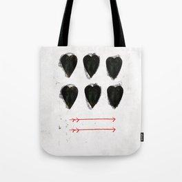 CUORE Tote Bag