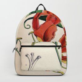 Gloriosa superba Backpack