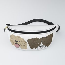 The Spaniels Fanny Pack