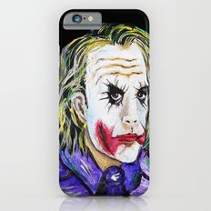 Gotham is Mine - Heath Ledger as The Joker iPhone 6s Slim Case