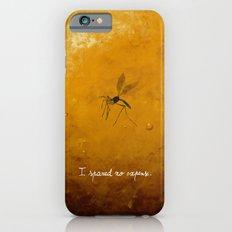 Jurassic Park - mosquito iPhone 6s Slim Case