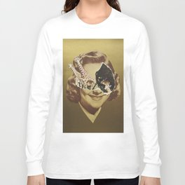 Golden Girl Long Sleeve T-shirt