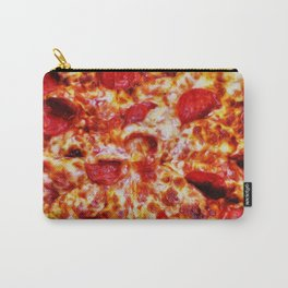 Pizza Painting Carry-All Pouch