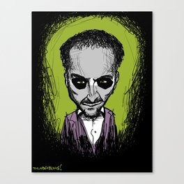 Derren Brown will steal your soul and eat it (probably) Canvas Print